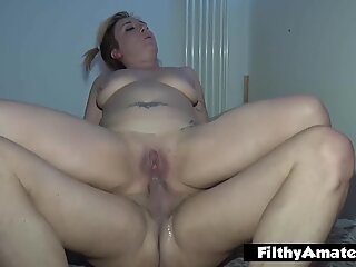 Before assfuck sex drains with a penis in real groupsex