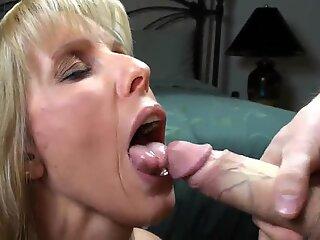 Swallowing An Eager Fan
