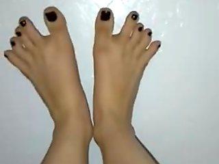 Foot fetish?