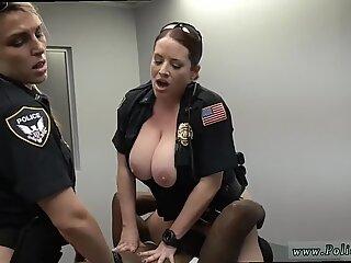 Milf sucking facial first time Milf Cops