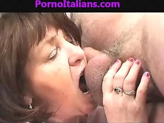 Grannies old cock sucking exact