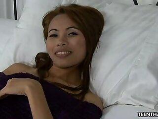 Fantastic Thai babe Nung will amaze everyone