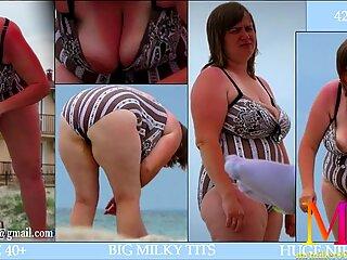 My Favorite Chubby Women (Huge Ass Big Tits)