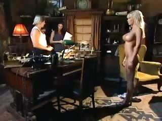 ITA blonde pornstar big titts