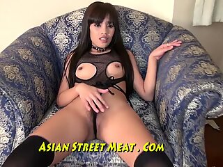 Thai Long Hair In Flat Tits