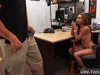 Crazy mega-bitch brought in a gun, she still got fucked