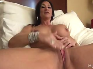 Asian masturbate slowly brunette dick remarkable, rather amusing
