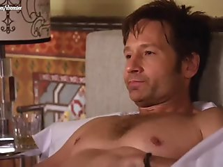 Nude of Californication - Season 4