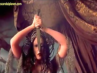 Monica Bellucci Nude Scene In Brotherhood of the Wolf ScandalPlanetCom