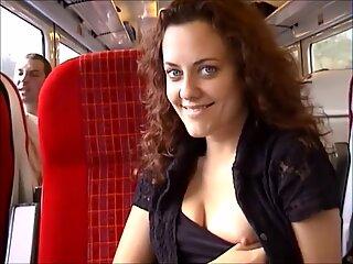 Public Slut - Train
