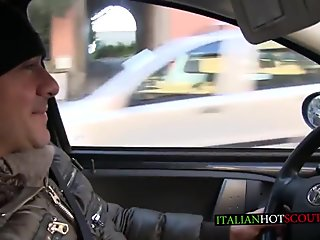 beautiful italian milf first-time hard