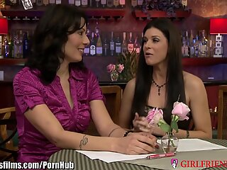 India Summer and Zoey Holloway: tribbing cougars