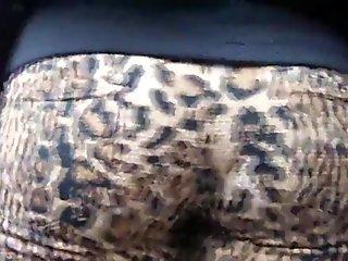 Culo leopardato...