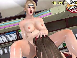 Porn Game 3D Animated Hentai Compilation - iRuinGirls