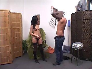 Masked real pleasure
