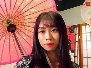Japanese Kimono Bondage Pantyhose Foot Fetish