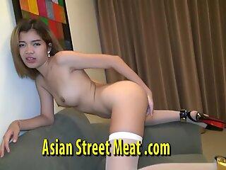 Silky Asshole In Sweaty Singapore