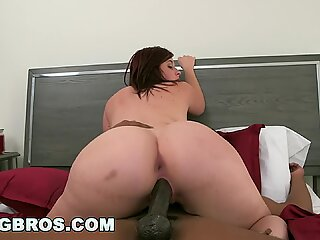 BANGBROS - Curvy Virgo Peridot Gets Her Nice Big Ass Fucked Hard