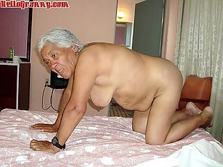 HelloGrannY Amateur Compilation of Latin Pictures