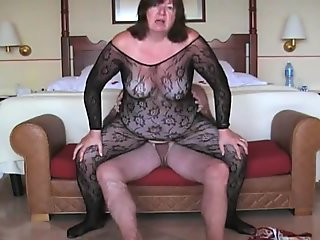 Hot wife clare dressed for fucking