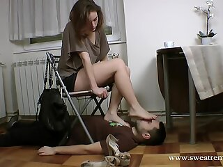 Serbian princess sole slave(part I)