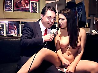Valentina Nappi naked for Andrea Dipr&egrave_