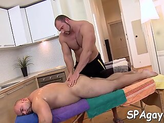 Sex-toy play with hots homosexuals
