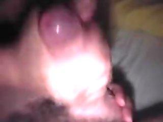 Italian girl home made blowjob