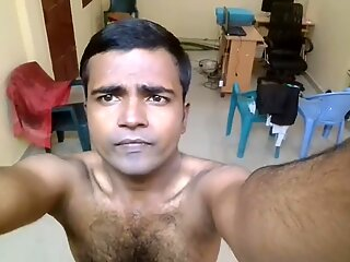 mayanmandev - desi indian male selfie video 100
