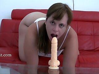pawg sofa ass-fuck