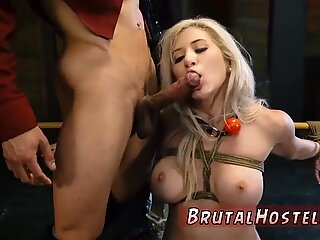 Big-breasted towheaded hottie Cristi Ann is fucked