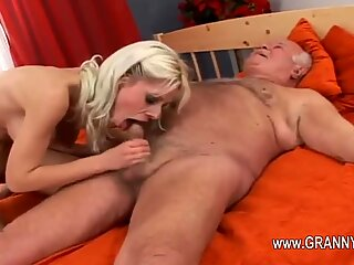 Sexy old mature love hard loving