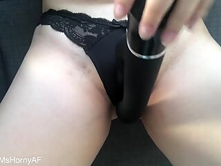 I Cheated on him while he was at Work - Masturbating to Porn