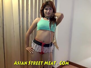 Asian Honey Loves Sweet Anal Pumping